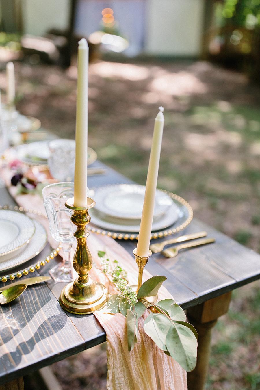 wedding table head table