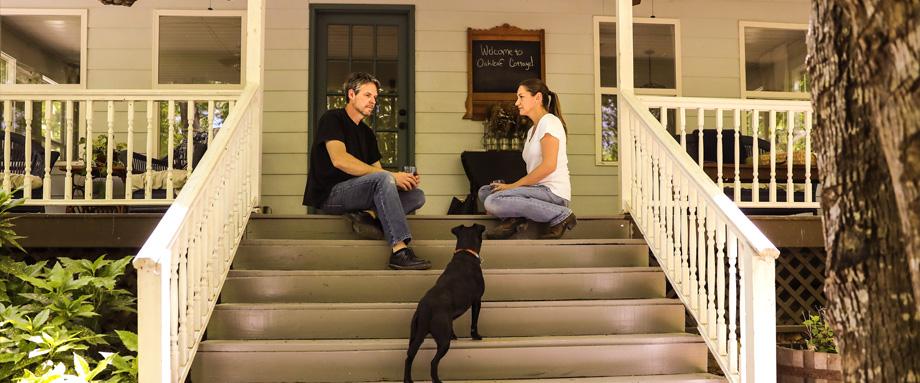 oakleaf cottage owners